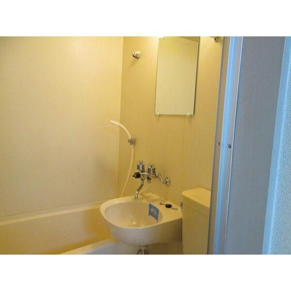 プレアール井高野 202号室の洗面所