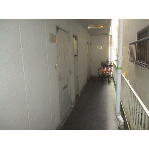プレアール井高野 205号室のその他共有