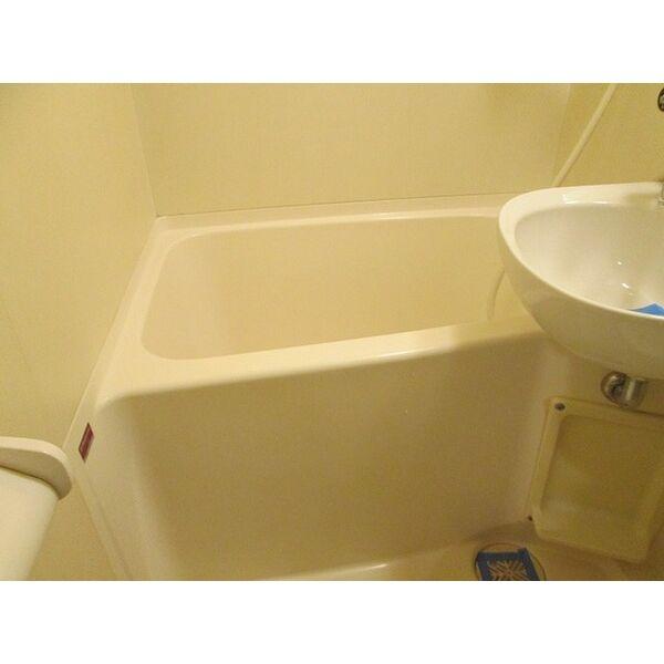 プレアール井高野 205号室の風呂
