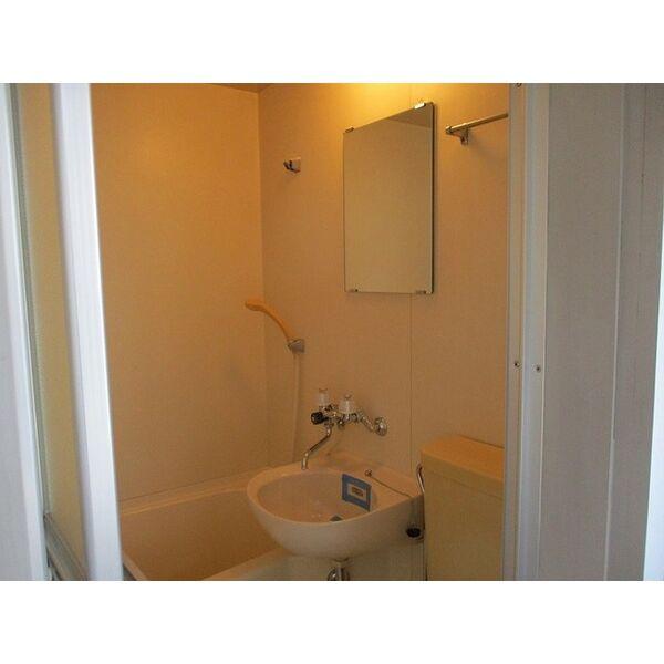 プレアール井高野 303号室の洗面所