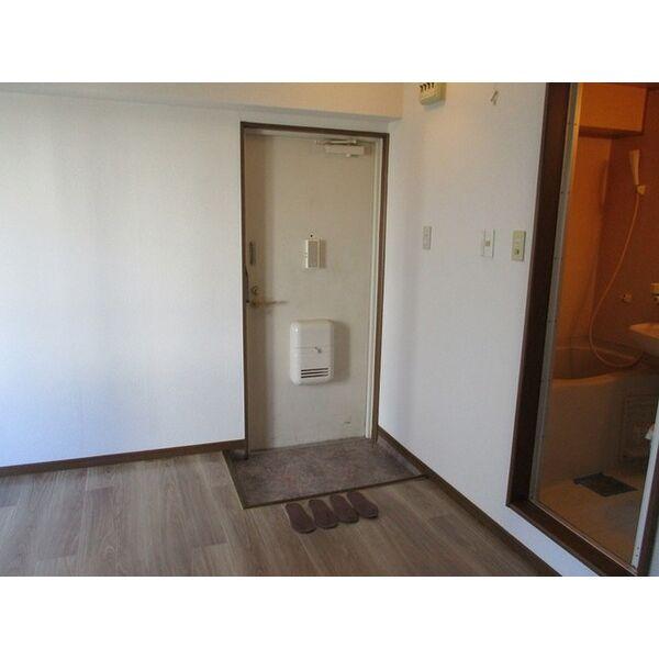 プレアール下新庄Ⅱ 205号室の玄関