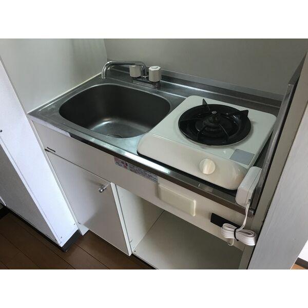 ミリアン稲沢駅前 502号室のキッチン