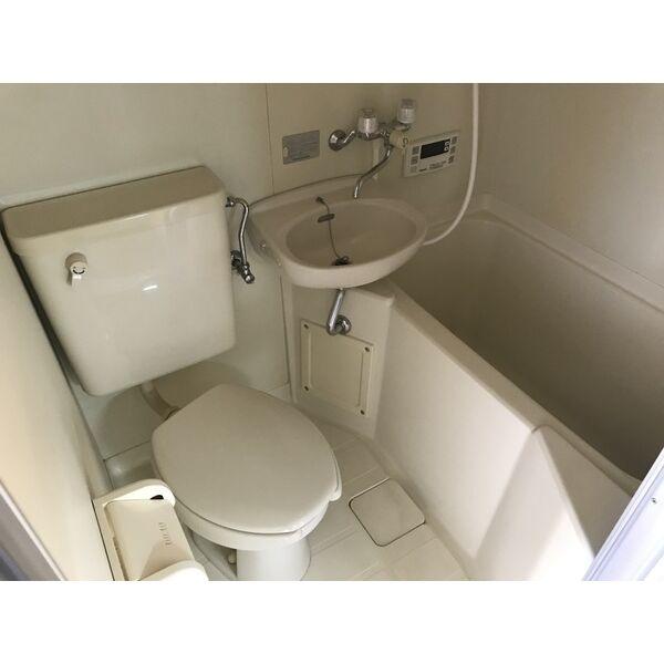 ミリアン稲沢駅前 502号室の風呂