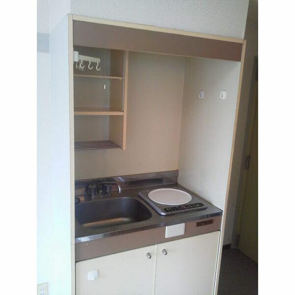 トラッディ吹田Ⅲのキッチン