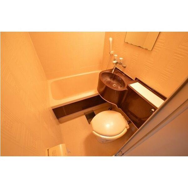 五月ハイツ 0212号室の風呂