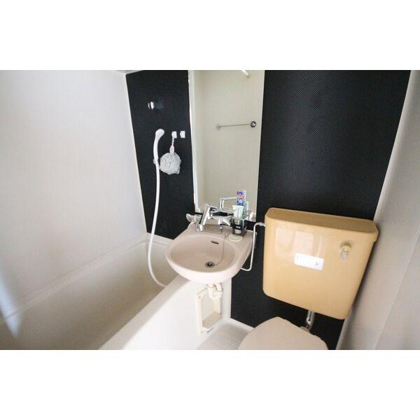 エクセランス石黒 204号室の風呂