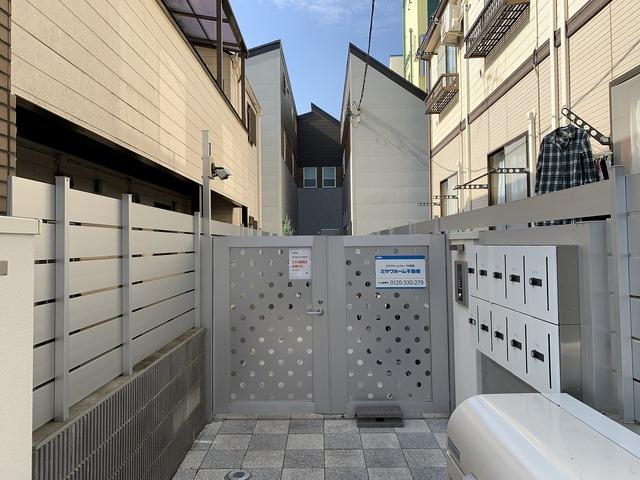 ウィンズ・パレ上石神井 103号室の外観