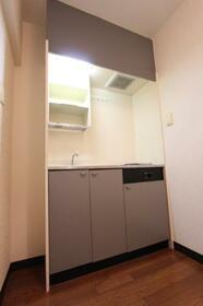 リリーフ室見 0701号室のキッチン