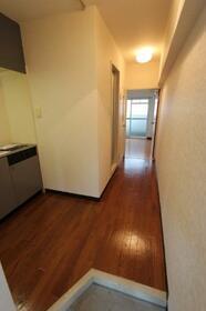 リリーフ室見 0701号室の玄関