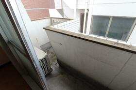 リリーフ室見 0701号室のバルコニー