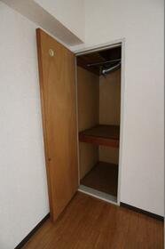 リリーフ室見 0702号室の収納