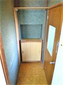 長澤アパート 201号室のトイレ