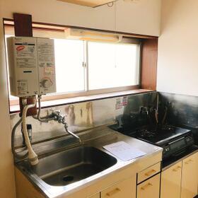 長澤アパート 201号室の収納