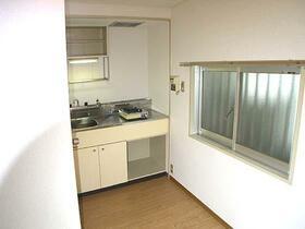 第2正美堂ビル 503号室のキッチン
