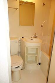 第2正美堂ビル 503号室の風呂