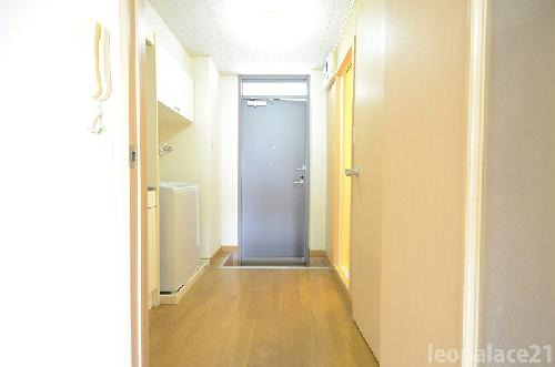 レオパレス三苫セブン 102号室の収納