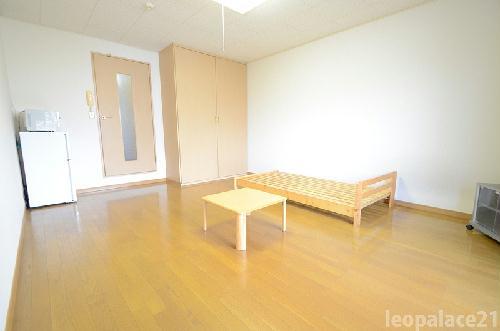 レオパレス三苫セブン 102号室のキッチン