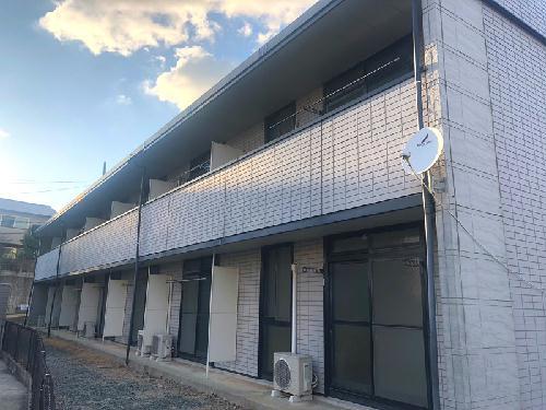 レオパレス三苫セブン 102号室の外観