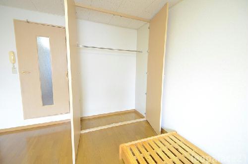 レオパレス三苫セブン 202号室の収納