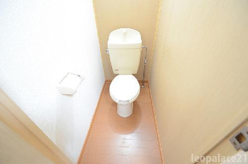 レオパレス三苫セブン 202号室のトイレ