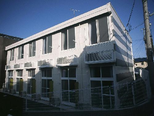 レオパレス西丸山の外観