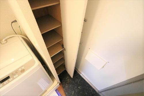レオパレス美樹 107号室の風呂