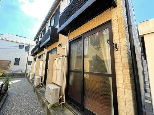レオパレス美樹 107号室のトイレ