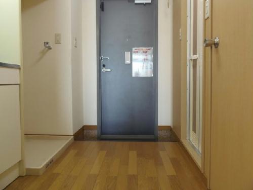 レオパレス中川216 202号室のトイレ