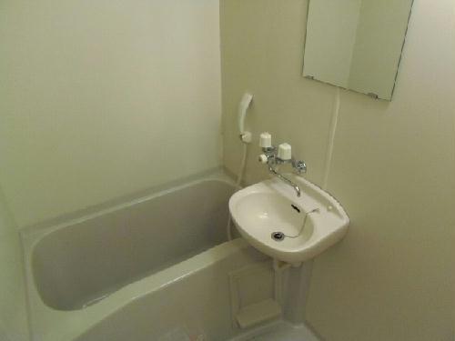 レオパレス中川216 305号室のトイレ