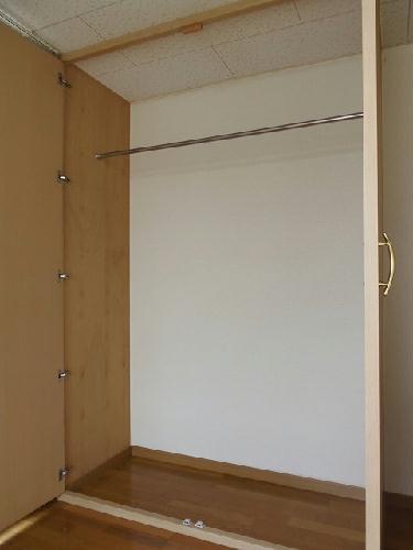 レオパレス中川216 305号室の風呂