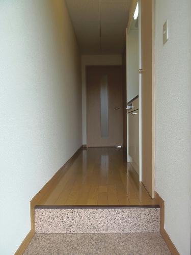 レオパレスオーシャン 101号室の玄関