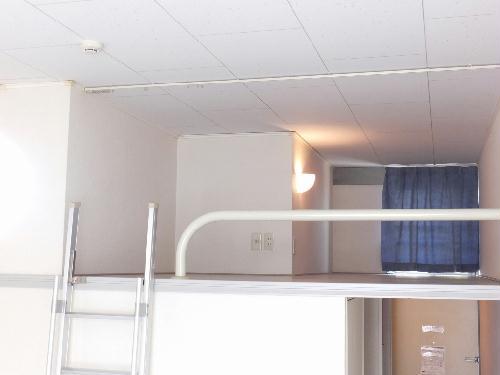 レオパレスエスパシオ 208号室の風呂