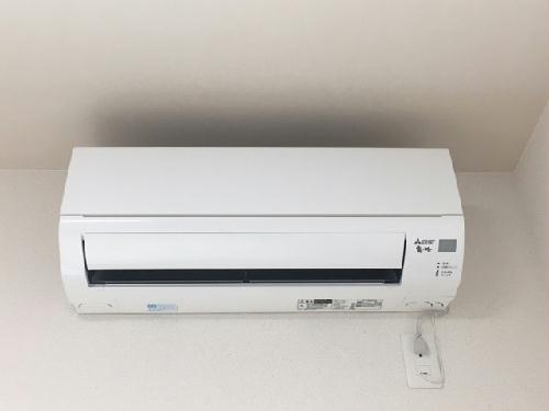 レオパレス菊 207号室のリビング