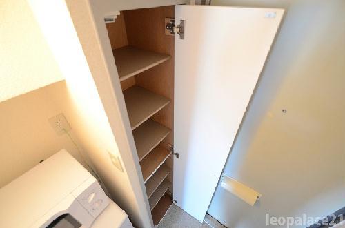 レオパレスパストラーレ 205号室のキッチン