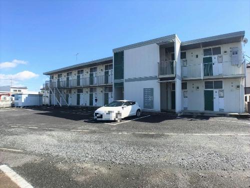 レオパレス今鹿島 101号室の外観