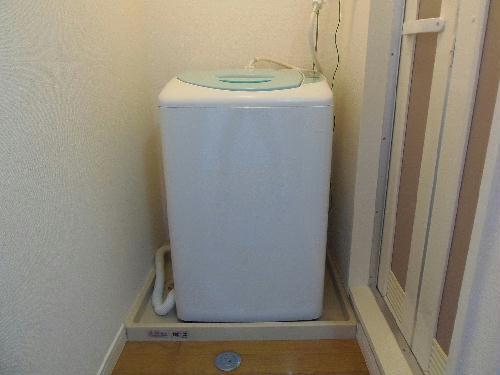 レオパレスプリモ 205号室のキッチン