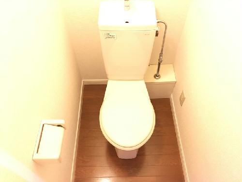 レオパレス調布 104号室のトイレ