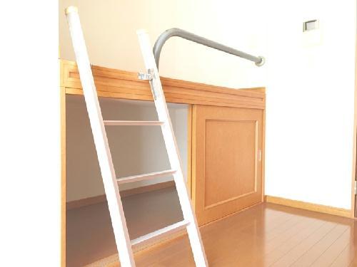 レオパレス調布 104号室のキッチン