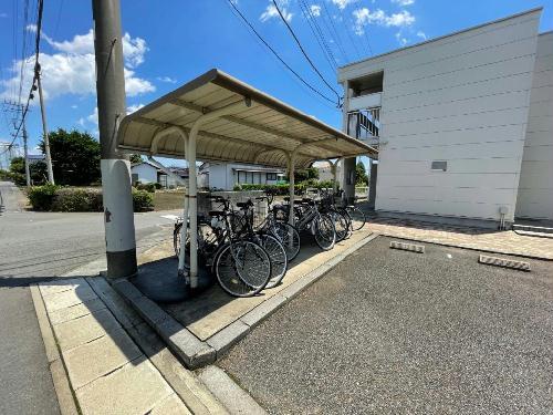 レオパレスメゾン・ド・リベルテ 202号室のキッチン