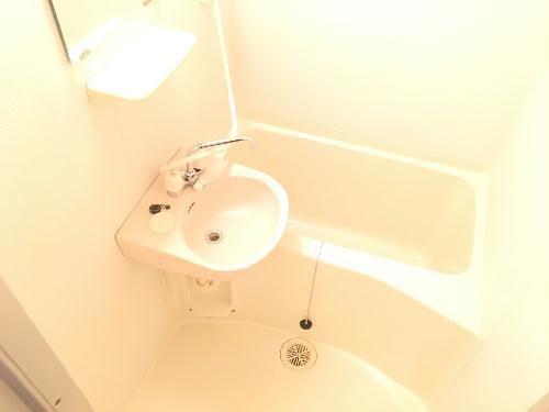 レオパレスラ・ポール 203号室の風呂