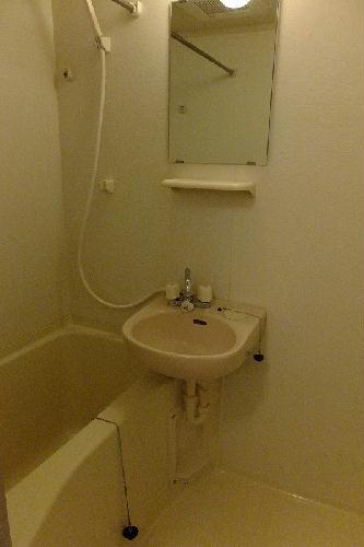 レオパレスコンフォールドミール 105号室の風呂