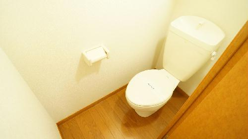 レオパレスKACO 103号室のトイレ