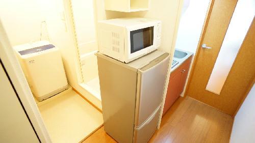 レオパレスKACO 209号室のトイレ