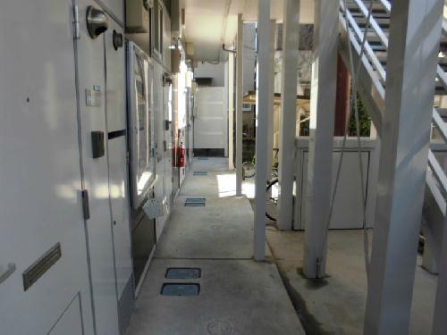 レオパレスアンマートⅡ 101号室のトイレ