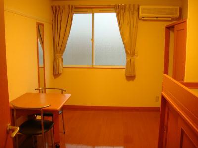 レオパレスONE 204号室のトイレ