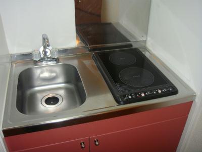 レオパレスONE 209号室のキッチン
