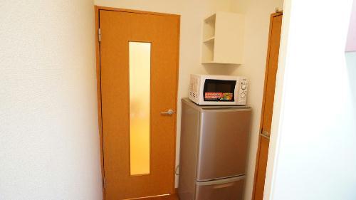 レオパレスMys 206号室のトイレ