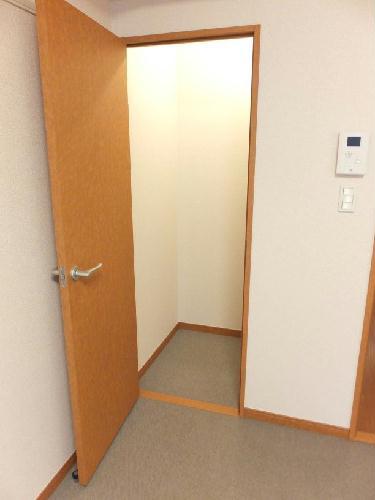 レオパレストサキ 203号室の収納