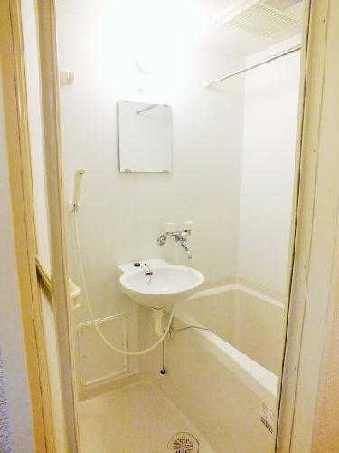 レオパレストサキ 203号室のトイレ