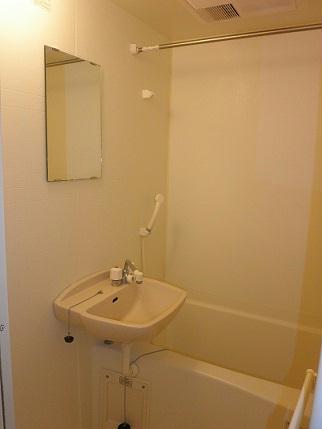 レオパレスヴィラ ラビニア 206号室の風呂